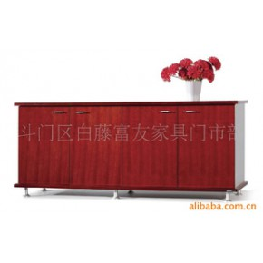珠海办公家具厂公司办公文件柜书柜板式家具装饰柜订做