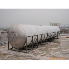 专业生产和销售304不锈钢卧式水箱、保温水箱