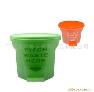 垃圾桶/塑料pc/日用塑料制品