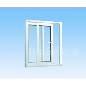 益群—塑钢推拉窗