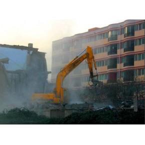 拆除工程的施工准备—甘肃国英房屋拆除公司4000781886