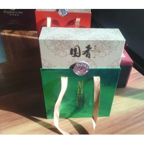 山茶油礼盒包装