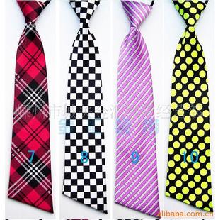 拉链领带怎么包图解