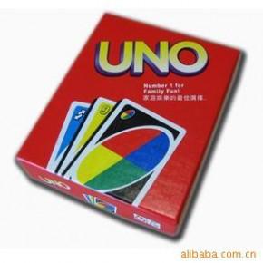 国内首发 塑料UNO牌 内含乌龟牌 旋转牌 乌