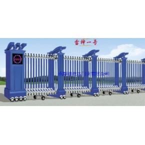 重庆安装供应电动伸缩门会理电动伸缩门报价伸缩门显示屏