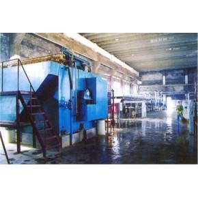 山东贵和纸业股份有限公司2400型版纸生产线设备安装工程
