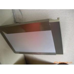晶钢门铝材 铝材 钢化玻璃