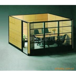 批发珠海香港澳门办公屏风高间隔铝材屏风订做家具