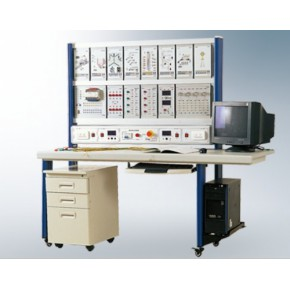 DLPLC-FXGA 可编程序逻辑控制器实训装置
