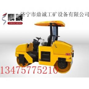 热卖3吨双钢轮振动压路机 小型振动压路机