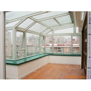 上海,浙江金华阳光房,玻璃阳光房,门窗