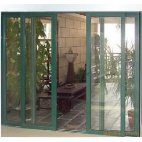 金凤铝788型1.4壁厚宽轨道新型铝合金阳台窗
