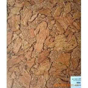 软木墙板/本色浮雕/9650