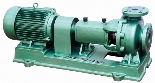 IHF氟塑料衬离心泵
