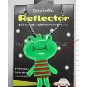 魔鬼夜光挂件 反光挂件青蛙挂件