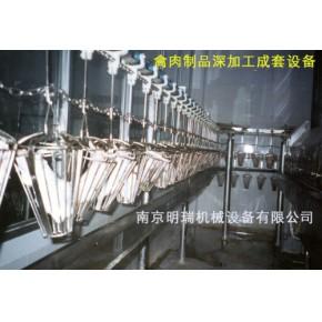 南京明瑞机械设备有限公司——禽类熟食加工成套设备