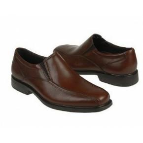男士底跟休闲皮鞋型号EC65813