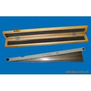 塞尺又称测微片或厚薄规是用于检验间隙的测量器具之一