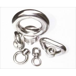 304不锈钢吊环螺母螺丝
