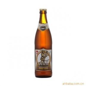 捷克原装进口啤酒 小麦白啤 Velen