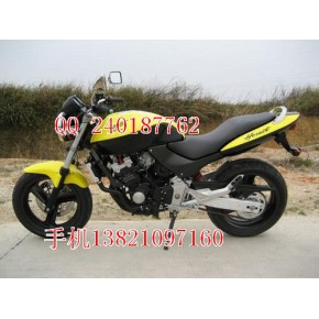特价出售进口摩托车本田小黄蜂CB250价格3500元