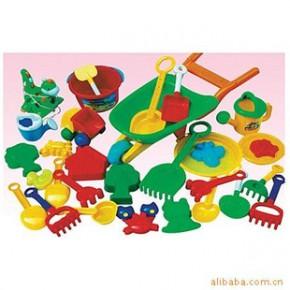 大推车沙水玩具 全塑 28件/套(cm)