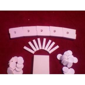 武汉东臻提供成都耐磨陶瓷片、成都耐磨陶瓷施工
