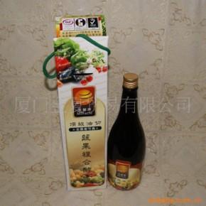 台思味-美丽康顶级油切-蔬果复合酵素750ML5%