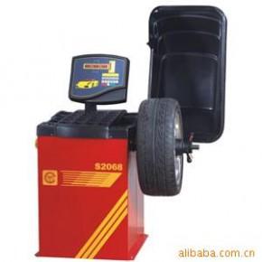 半自动汽车轮胎平衡机 S2068  供货