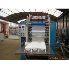 抽取式面巾纸机,盒抽纸机系列设备、广告盒抽纸机