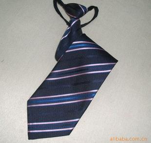 拉链领带 易拉的领带 领带