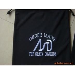 外贸工厂承接加工全涤 束口袋运动袋 绣花自选