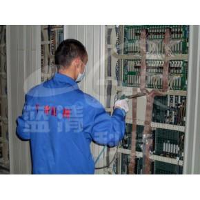 通讯电力设备清洗服务(全国范围,提供不断电清洗)
