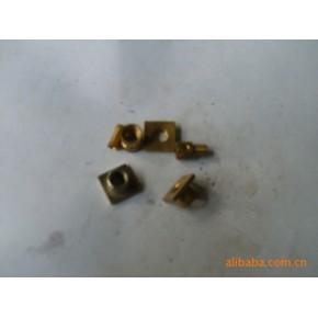 承接定制铜质非标螺丝 非标