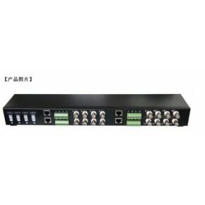 16路无源双绞线视频传输器UTP116P