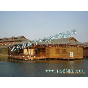木别墅、木制房屋、木屋、小木屋、木结构设计及建造