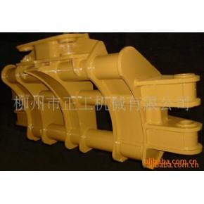 柳工装载机配件ZL50C,ZLG856侧卸托架 工程机械设备配件