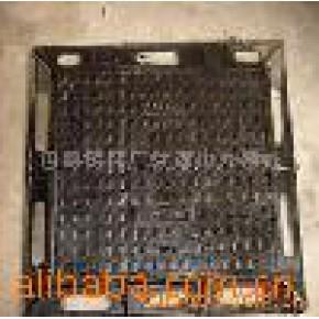 铸铁方水表井盖 玻璃钢 郑州