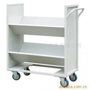 书车、书架、阅览室桌椅、文件柜、保险柜