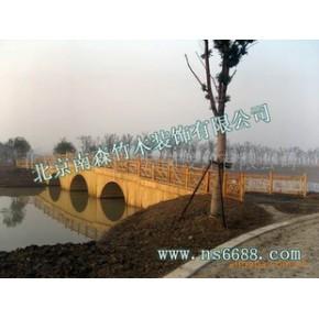 木桥(设计与施工)景观施工、环保、环保设计施工