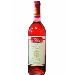 法国香卡隆桃红葡萄酒