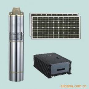 太阳能48V65米扬程直流光伏水泵