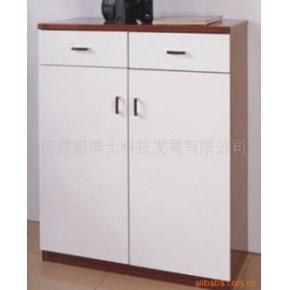 博比莱鞋柜系列-斜插式(板式家具)
