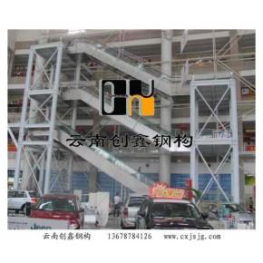 车立方电梯钢结构工程