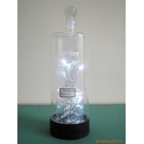 精美优质玻璃酒瓶葡萄酒瓶工艺品瓶HC101-017