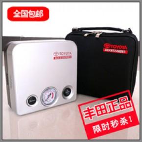 车载充气泵 丰田充气泵 电动充气泵电动充气泵
