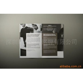 画册设计印刷 画册印刷 32开