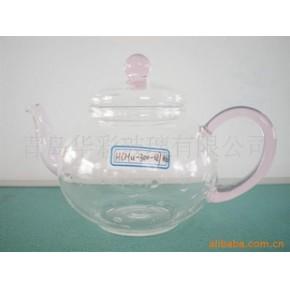 【优质】玻璃手工工艺壶HCHu-300-027粉
