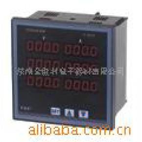 六路电压组合表 数字式电压测量仪表