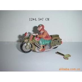 TF448铁皮玩具二轮摩托车